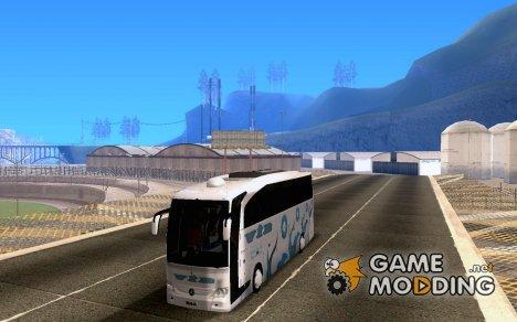 Mercedes-Benz Travego 15 SHD для GTA San Andreas
