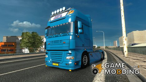 DAF XF 105 Nordic Trans AB for Euro Truck Simulator 2