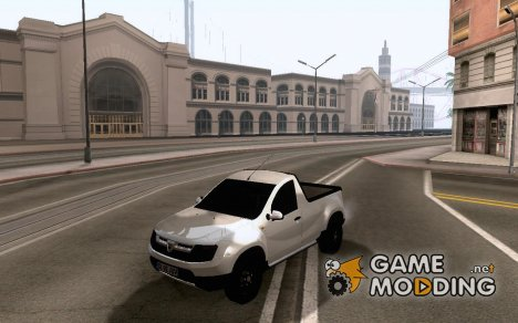 Dacia Duster Pick-up для GTA San Andreas