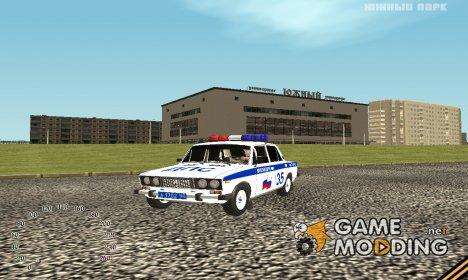МодПак для сервера Южный Парк (crmp) for GTA San Andreas