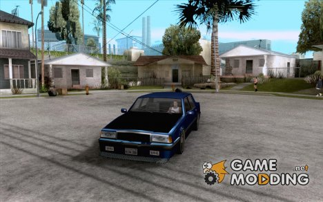 Willard Drift Style for GTA San Andreas