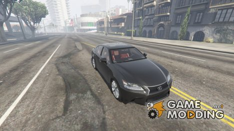 Lexus GS 350 0.1 for GTA 5