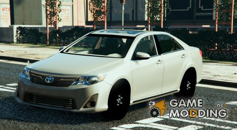 Toyota Camry 2013 for GTA 5