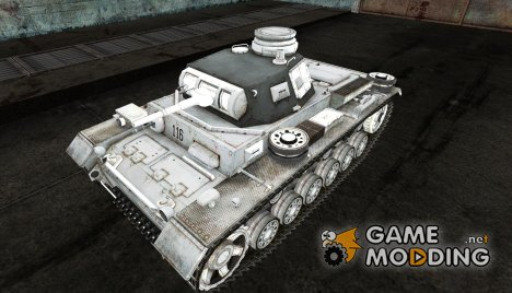 PzKpfw III 06 для World of Tanks