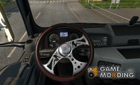 Новые рули for Euro Truck Simulator 2