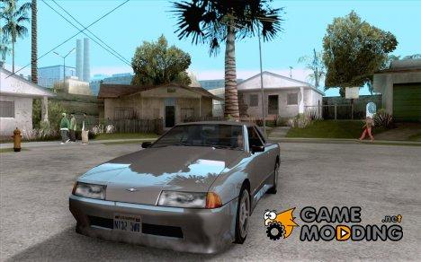 Стандартная Elegy for GTA San Andreas