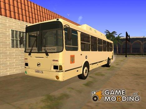 ЛиАЗ 5256.57 2007 for GTA San Andreas