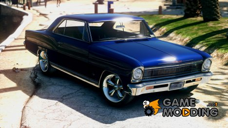 1966 Chevrolet II Nova SS 2.2 for GTA 5