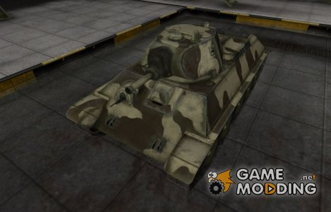 Пустынный скин для А-32 for World of Tanks