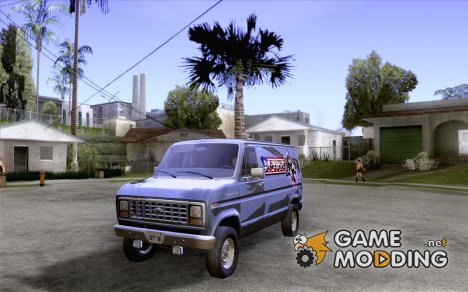 Ford E-150 Short Version v1 для GTA San Andreas