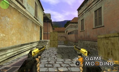 Golden elites for Counter-Strike 1.6