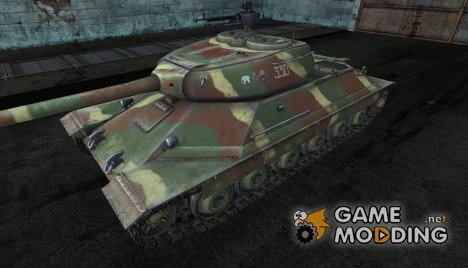 Шкурка для ИС-6 for World of Tanks