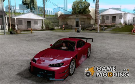 Nissan Silvia S15 - GT for GTA San Andreas