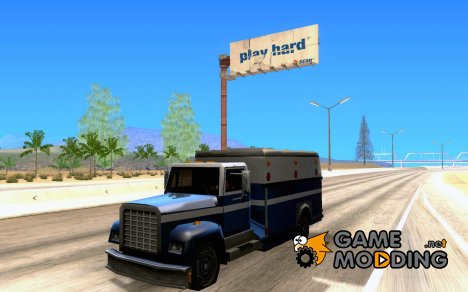 Гражданский Enforcer для GTA San Andreas