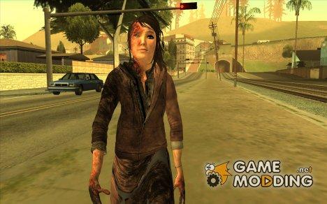 Born Child Girl для GTA San Andreas