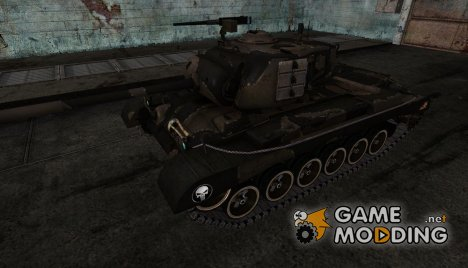 Шкурка для M46 Patton for World of Tanks