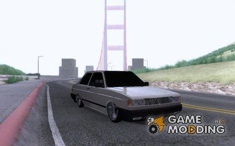 Volkswagen Voyage CL для GTA San Andreas