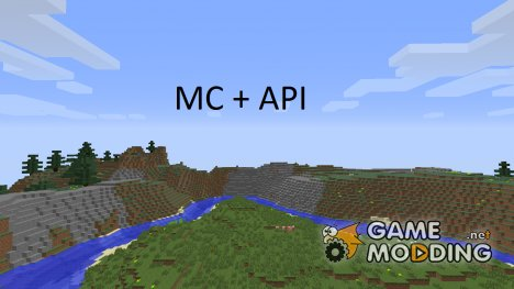 MC + API for Minecraft