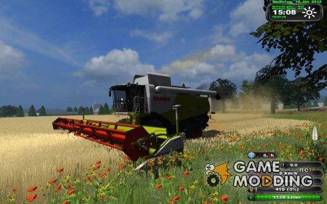 CLAAS Lеxion 750 for Farming Simulator 2013
