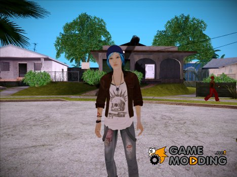 [Normal Map] Chloe (Life is Strange) for GTA San Andreas