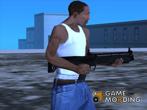 Kel-Tec KSG Shotgun for GTA San Andreas