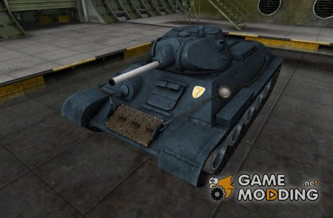Шкурка для T-34 для World of Tanks
