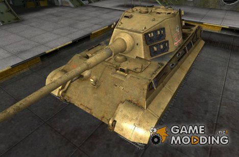Шкурка для Pz VIB Tiger II for World of Tanks