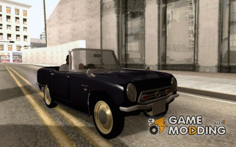 Honda S800 for GTA San Andreas