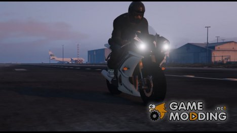 "Yamaha ""YZF-R6"" 2014 for GTA 5"