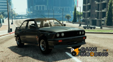 BMW M3 E30 0.5 for GTA 5
