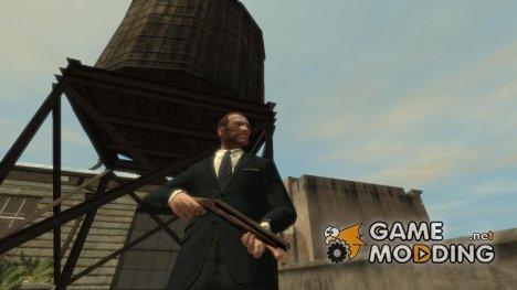 Обрез-дробовик для GTA 4