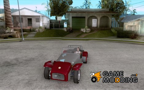 Lotus Seven for GTA San Andreas