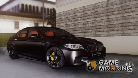 BMW M5 F10 Nighthawk for GTA San Andreas