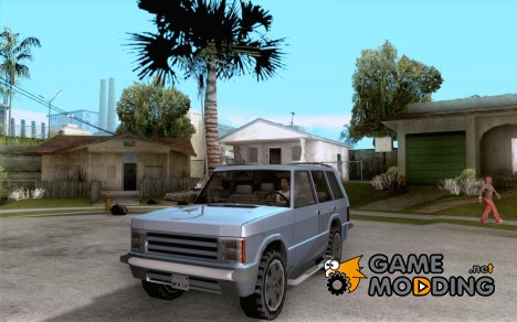 HD Huntley for GTA San Andreas