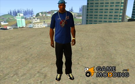 Adio hamilton for GTA San Andreas