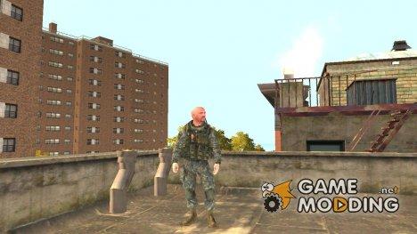 Новый спецназ for GTA 4