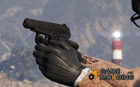 Makarov Pistol 1.0 для GTA 5