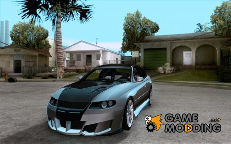 Holden Monaro CV8-R Tuned for GTA San Andreas
