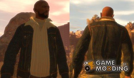 Джинсовая куртка for GTA 4