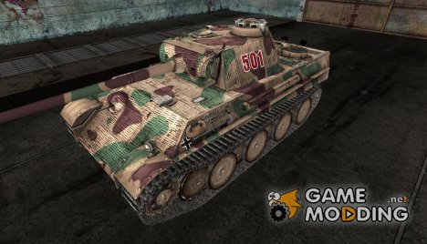 PzKpfw V Panther 25 for World of Tanks