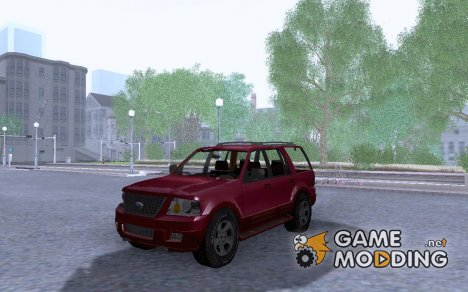 2006 Ford Expedition для GTA San Andreas