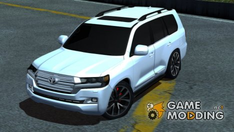 Toyota Land Сruiser 200 для Street Legal Racing Redline
