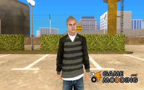 Пед в джинсах и кофте for GTA San Andreas