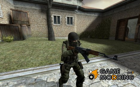 Seal Team Six Redux для Counter-Strike Source