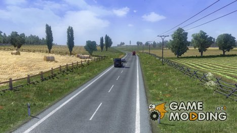 RusMap v 1.3.7 for Euro Truck Simulator 2