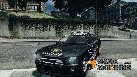 Police Buffalo TBOGT Police Presidente for GTA 4
