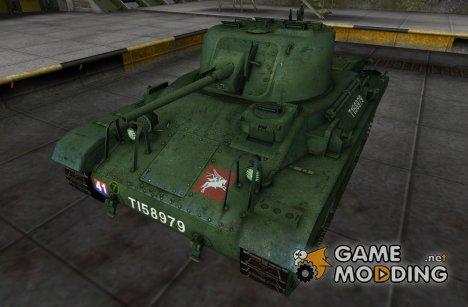 Шкурка для M22 Locust для World of Tanks