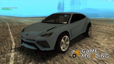 Lamborghini Urus Concept для GTA San Andreas