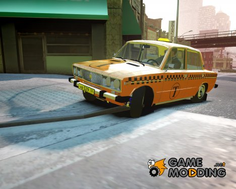 ВАЗ 2106 Такси for GTA 4