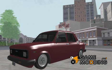 1987 Zastava 128 Europa for GTA San Andreas